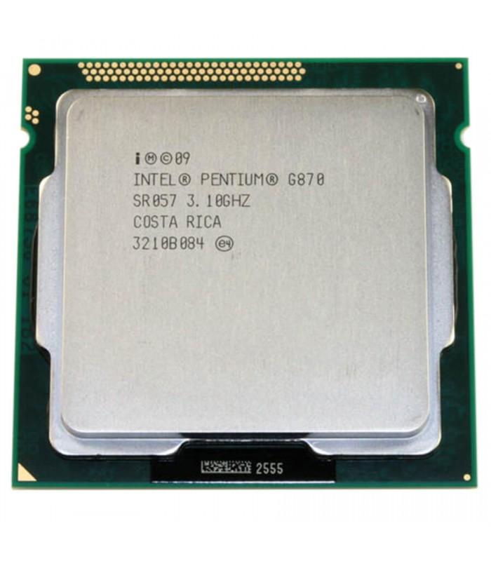 Procesoare second hand Intel Pentium G870, 3M Cache, 3.10 GHz