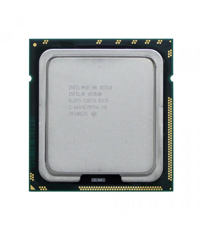 Procesoare second hand Intel Xeon Quad Core X5550, 2.66GHz